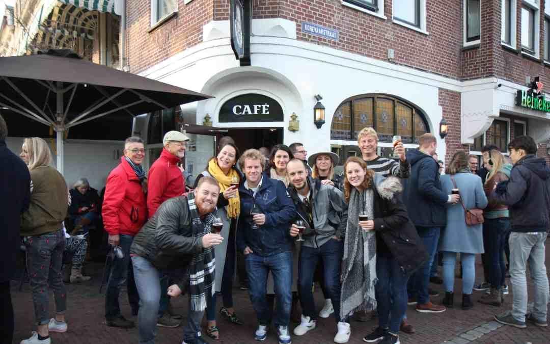 Drie routes tijdens negende editie van Bokkenwandeling 2019 in Leiden