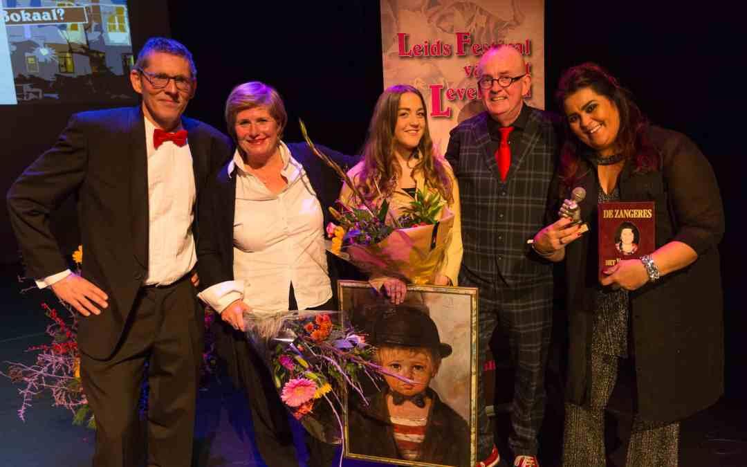 Christa Kerdijk wint Leids Festival van het Levenslied 2019