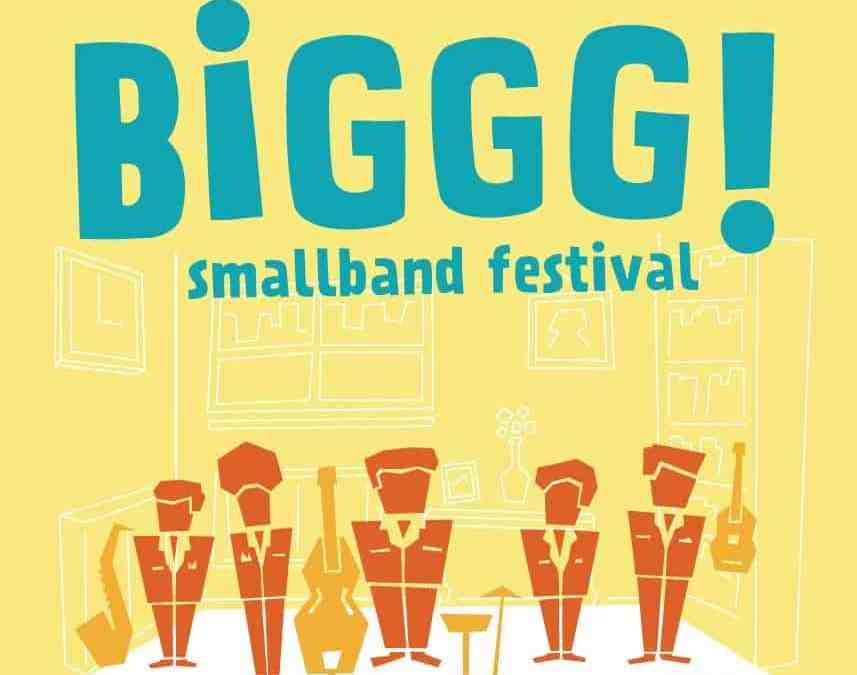 31 augustus 2014 BIGGG! Smallband-festival