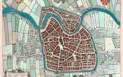 Stadsganzenbord Haarlem vernieuwd