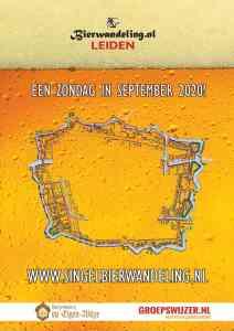 Bierwandeling 20-9-2020