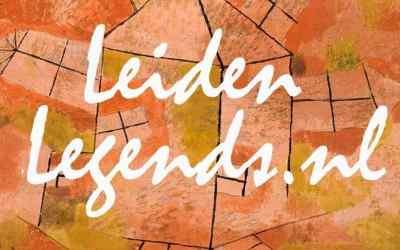 Leidenlegends.nl, platform voor clips van Leidse musici en andere kunstenaars
