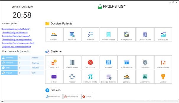 Prolab LIS v2.3
