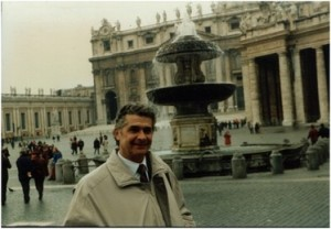 Fritz Radovani ne Rome