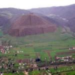 Piramida e Diellit me e madhja ne bote e ndertuar nga Iliret