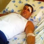 Arben Frroku ne spital