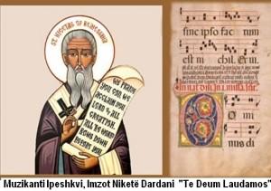 Imzot Niketë Dardani -Te Deum Laudamos