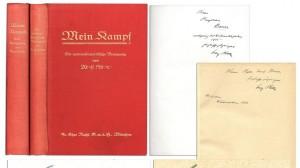 Mein Kampf doreshkrim i Hitlerit