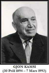 Gjon Kamsi