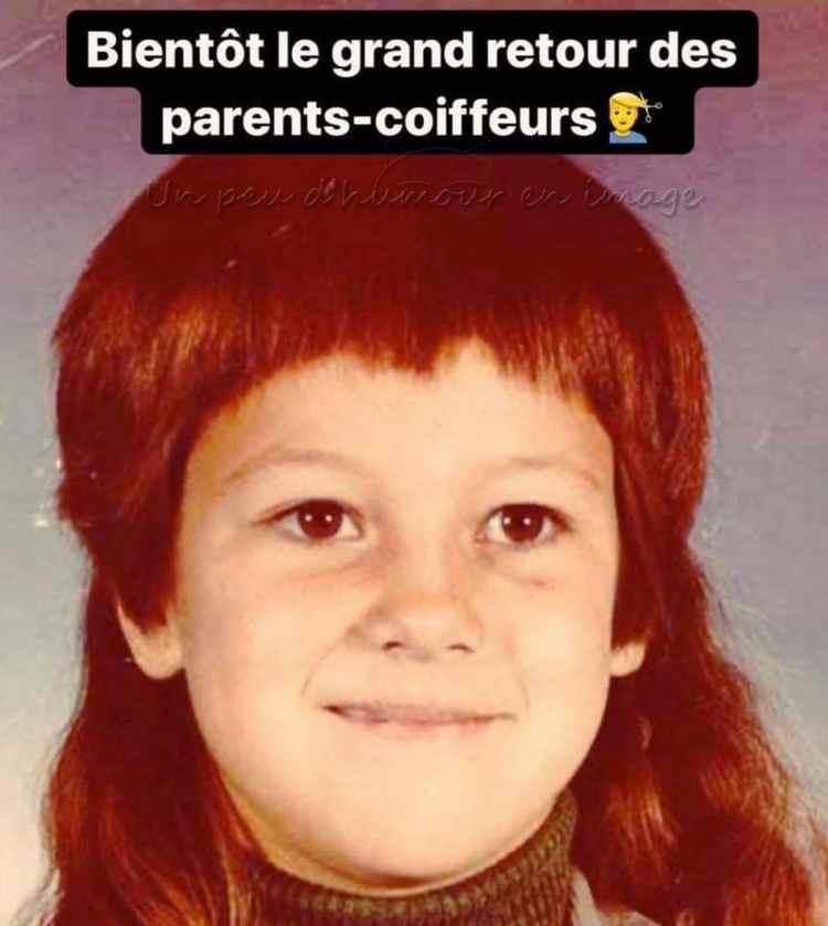 Les parents coiffeurs