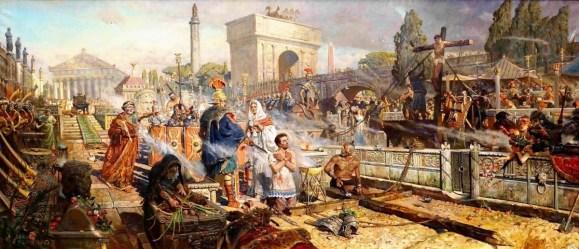 Roman Martyrdom