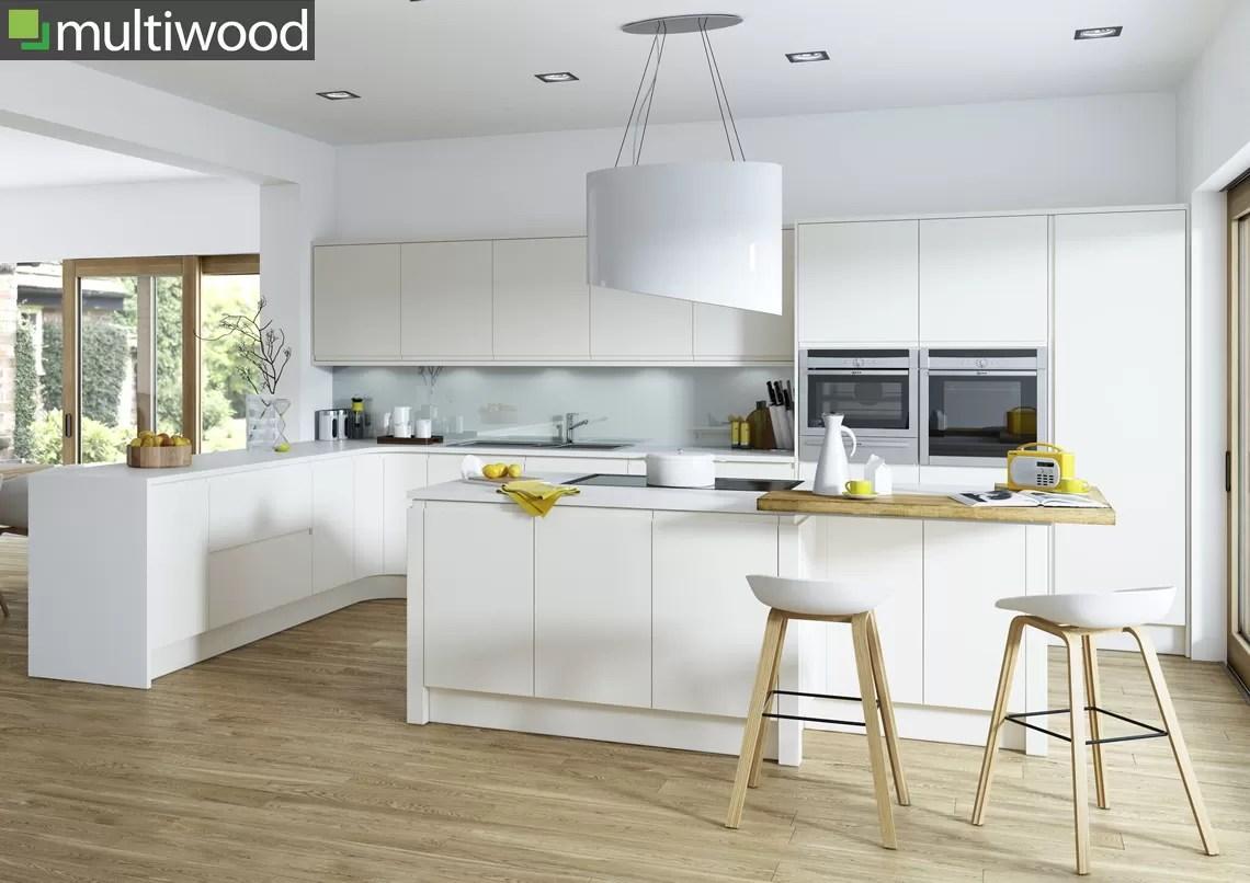 Multiwood Aconbury Porcelain Kitchen