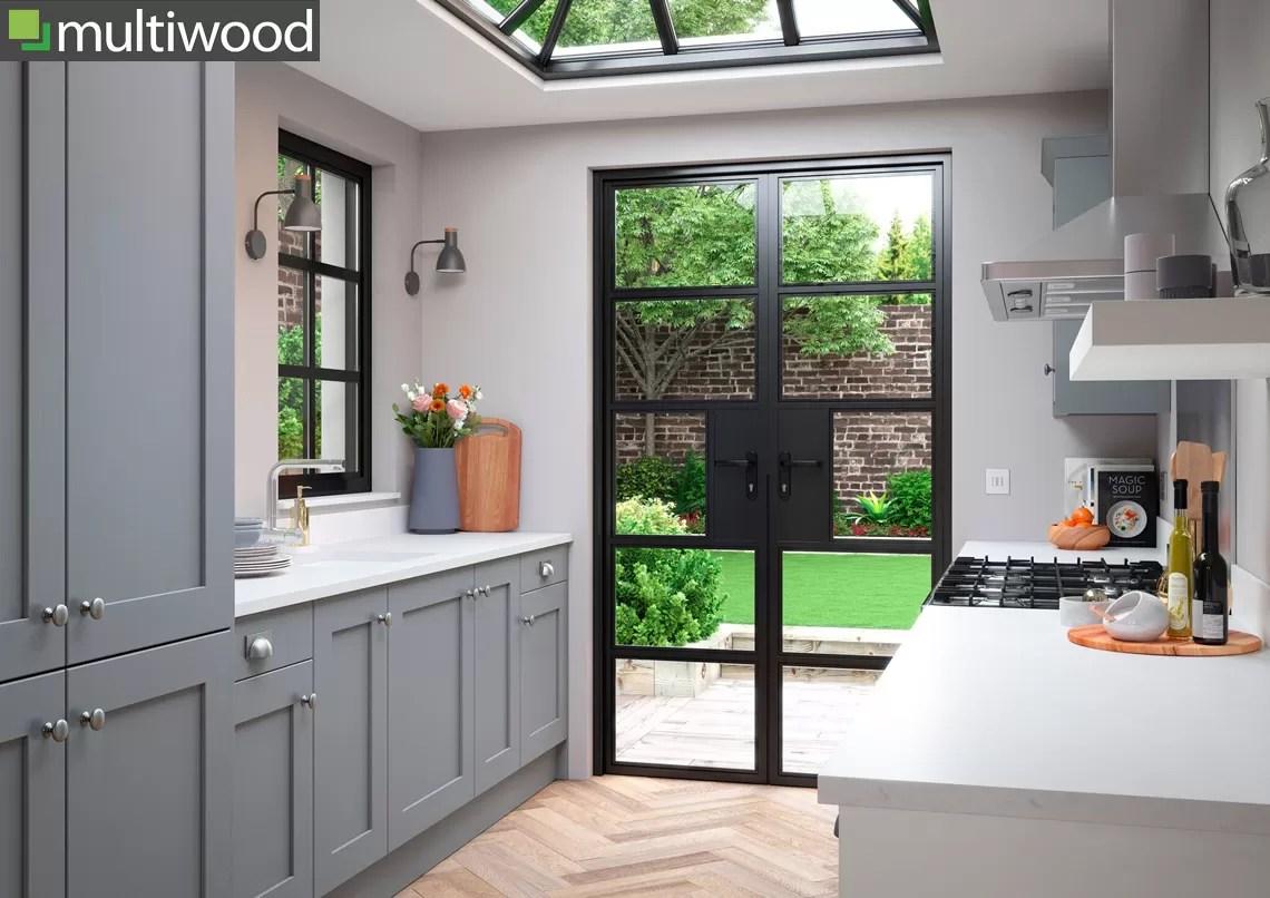 Multiwood Eastdon Porcelain & Luna Kitchen
