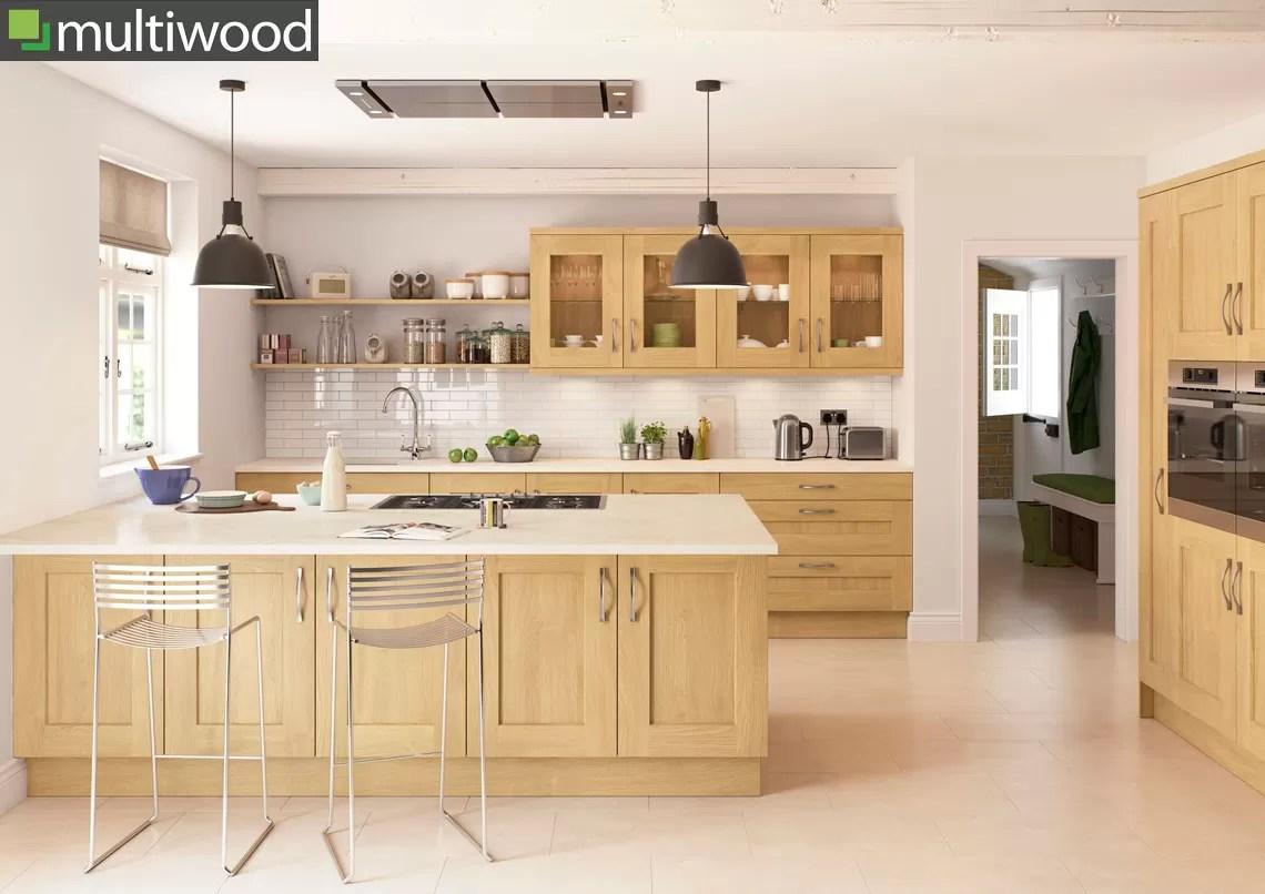 Multiwood Rivington Kitchen