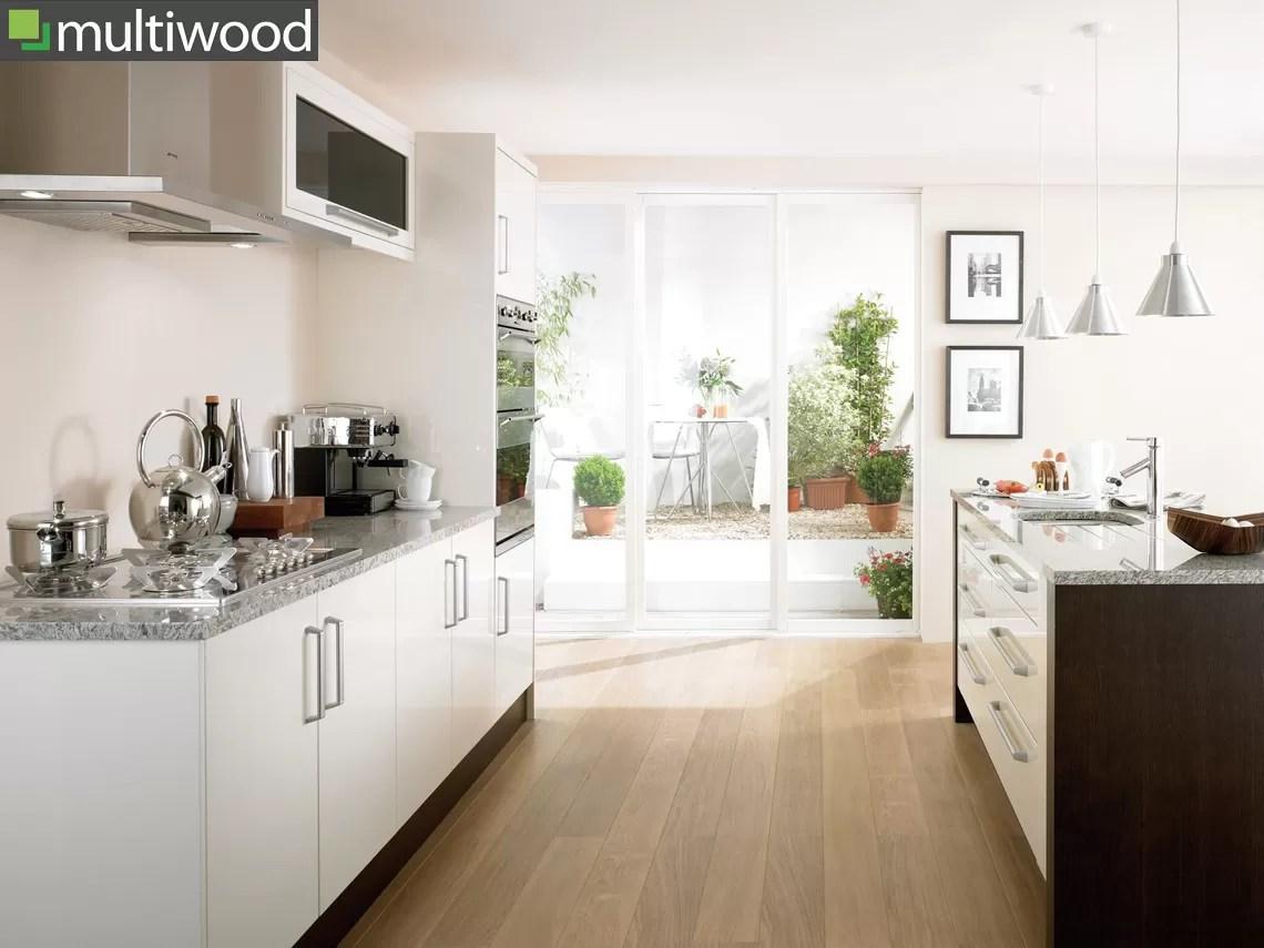 Multiwood Haddington Cream Kitchen