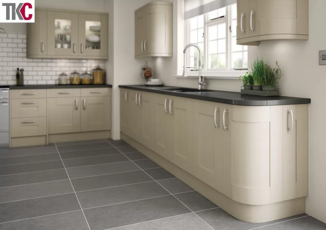 TKC Cartmel Hand Painted Dakar Kitchen