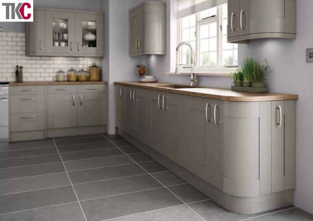 TKC Cartmel Hand Painted Dust Grey Kitchen