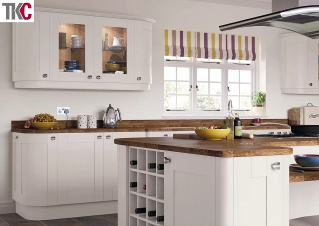 TKC Richmond Hand Painted Cashmere Kitchen