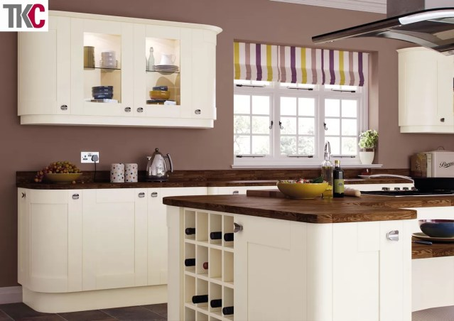 TKC Richmond Hand Painted Chalkstone Kitchen