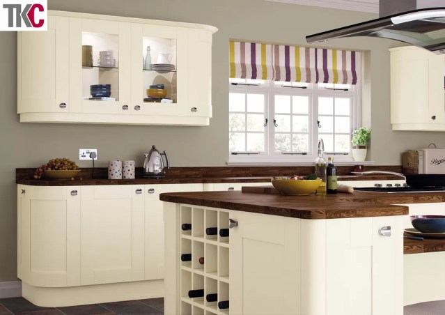 TKC Richmond Hand Painted Ivory Kitchen