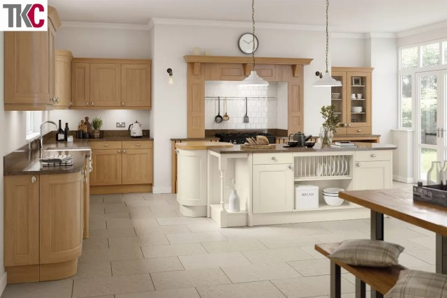 TKC Windsor Oak Kitchen