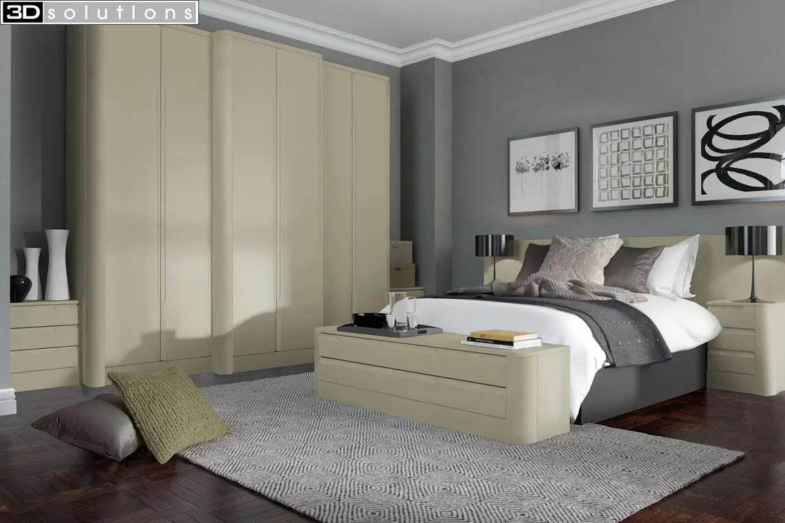 Trade Mouldings Aries Dakar Bedroom