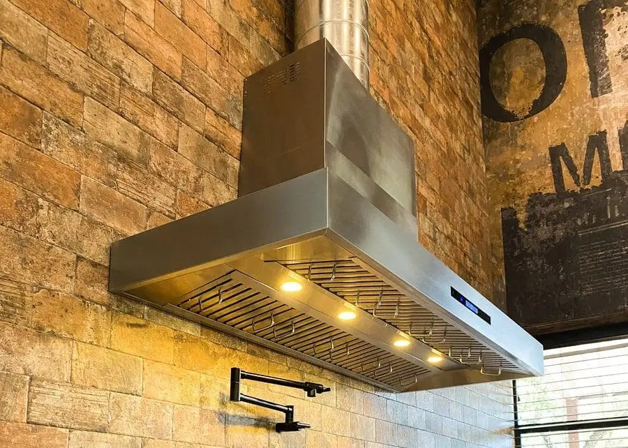 4 ducted range hood venting options