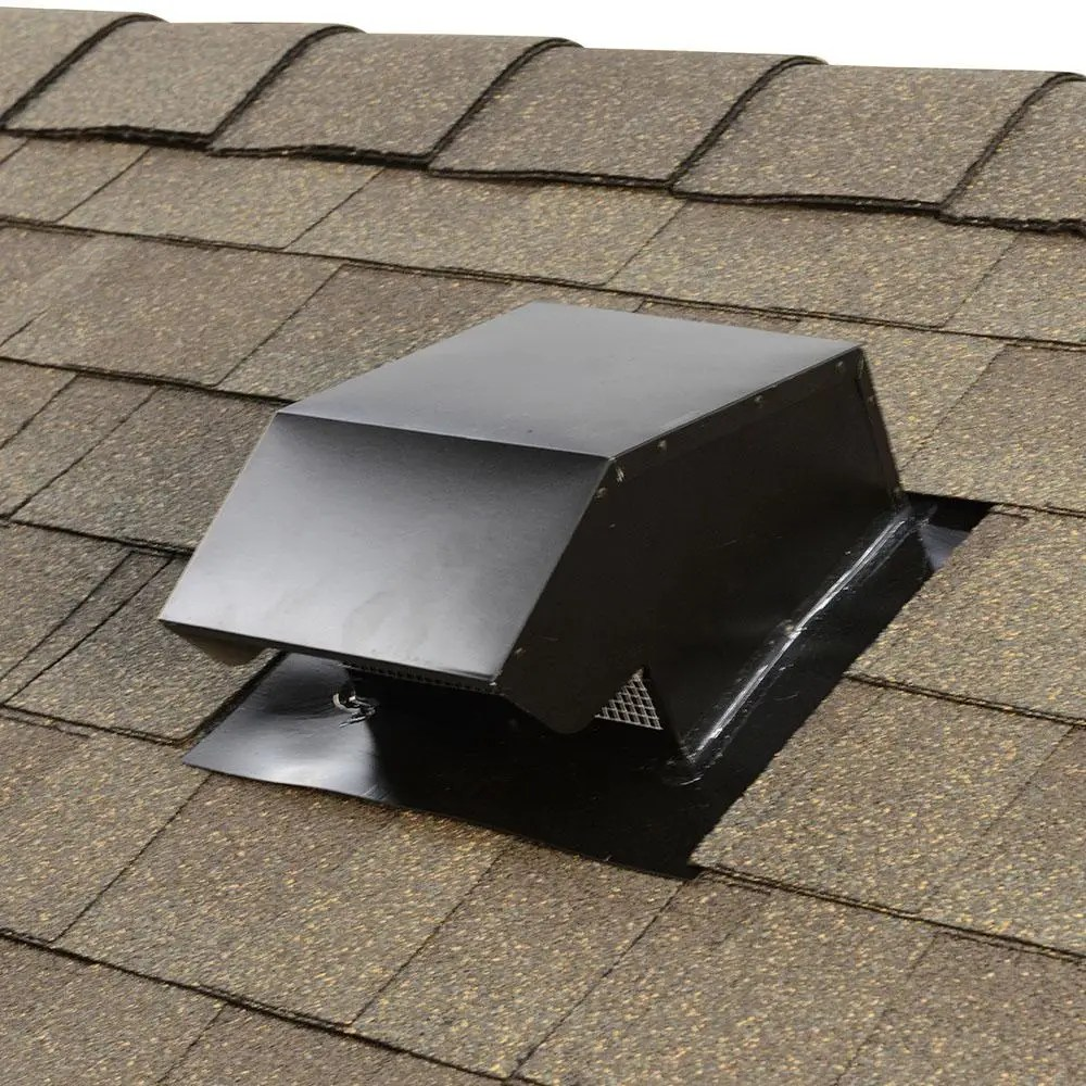 roof cap should i use for my vent hood
