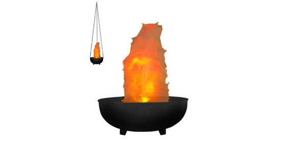 VIRTUAL FLAMME – LOCATION