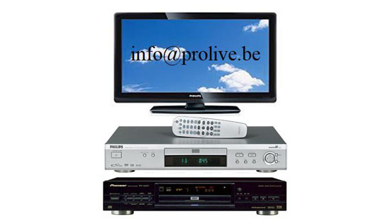 MONITEUR , TELEVISEUR , DVD , MEDIA PLAYER – LOCATION