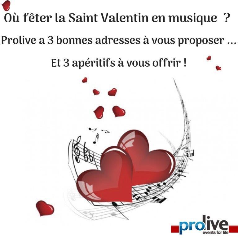Le jeudi 14 février, jour de la Saint Valentin 