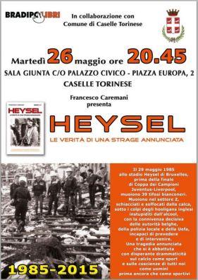 Heysel - Il libro