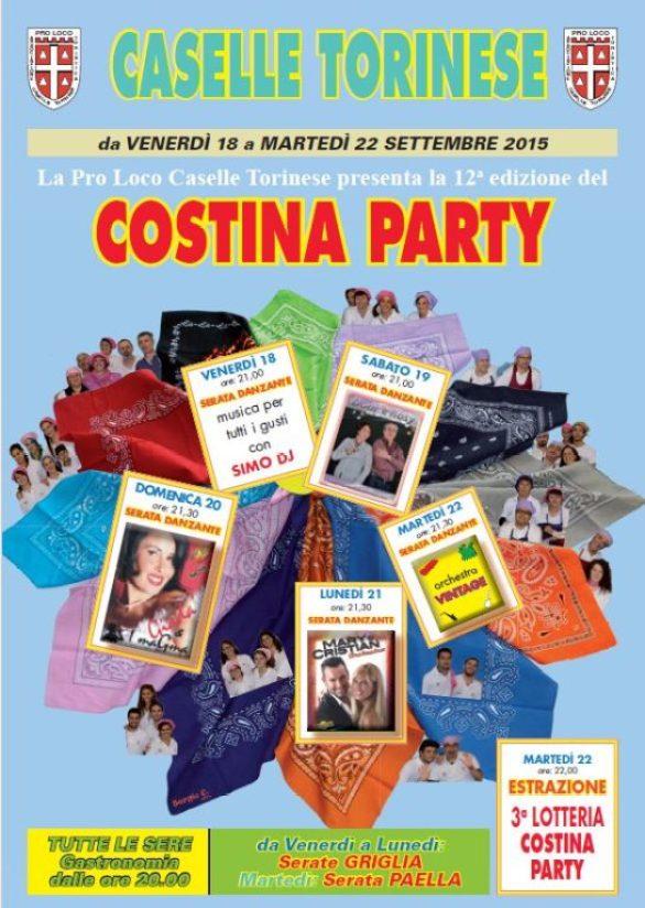 CostinaParty2015