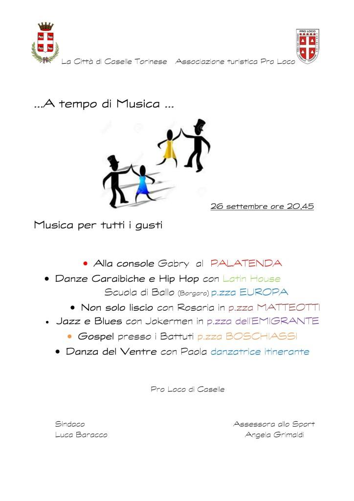 Serata Danzante 26-09