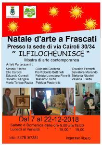 NATALE D'ARTE A FRASCATI @ Frascati