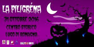 """La Notte di Halloween """"La Piligrèna"""" - Lugo"""