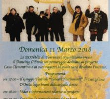 Torrenieri devolve il ricavato della festa della donna a Casa Clementina