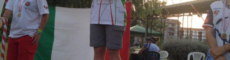 Agnese Antonini è campionessa regionale di arco olimpico
