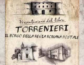 Il borgo delle Regia Romana Postale: presentazione ufficiale