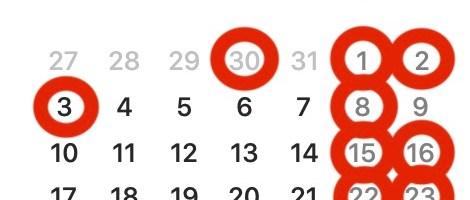Un mese ricco di eventi