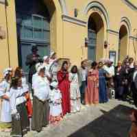 Francigena Road to Rome giunge a Torrenieri (in treno?)