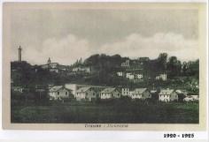 1920-1925 Le casette
