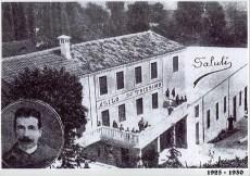 1925-1930 L'asilo Bortolo Molon in sant'Andrea