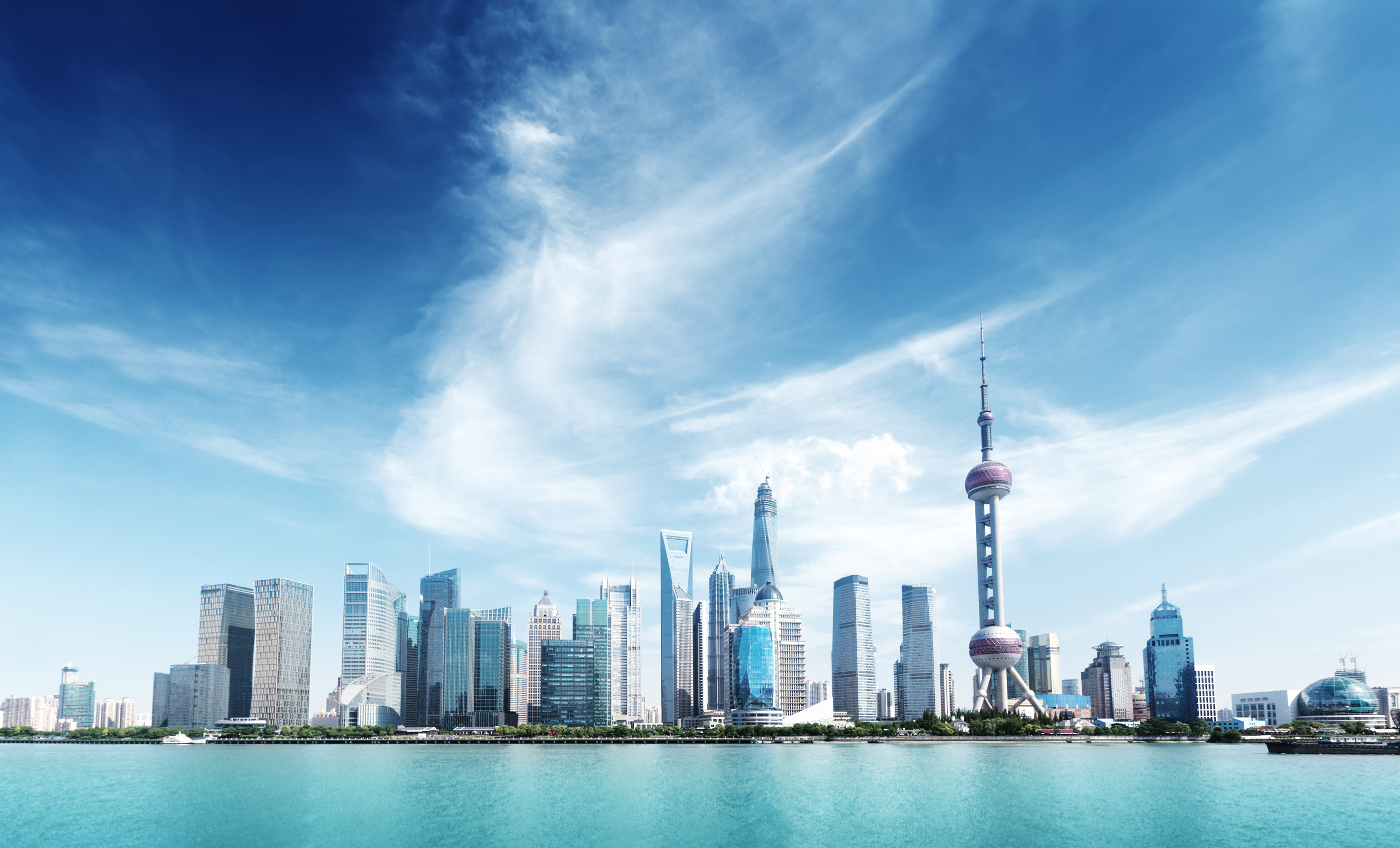 Shanghai, China's Commercial and Financial Capital   Prologis China