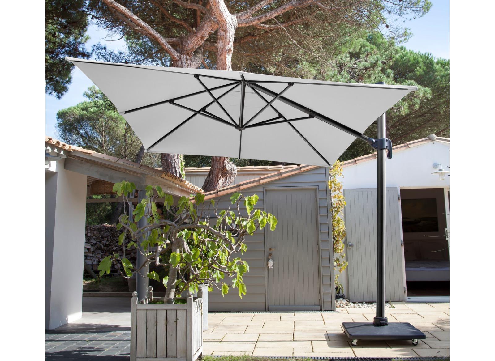 housse pour parasol deporte o 350 3x3 et 3x4 m