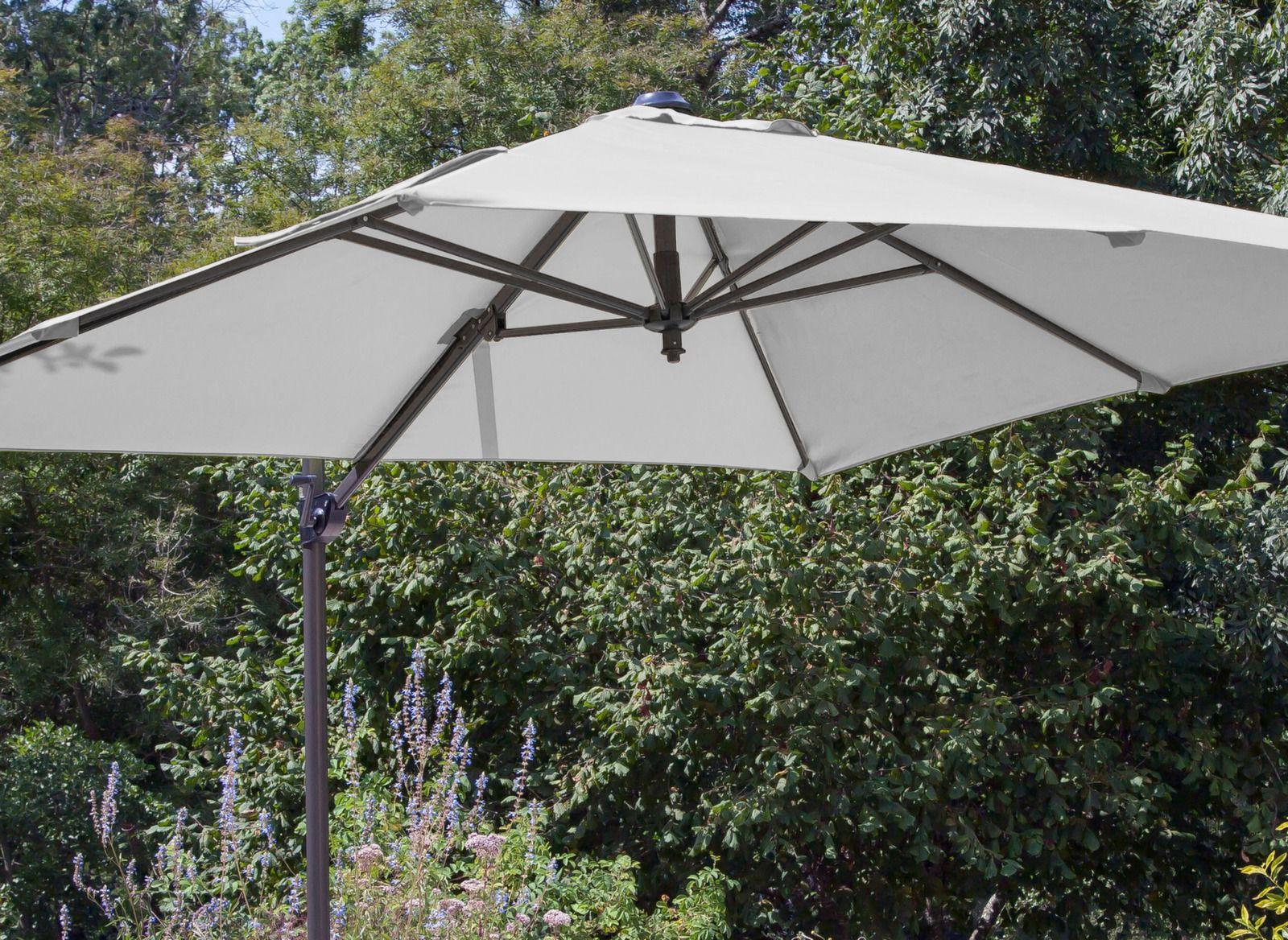 toile pour parasol deporte 3 x 3 m