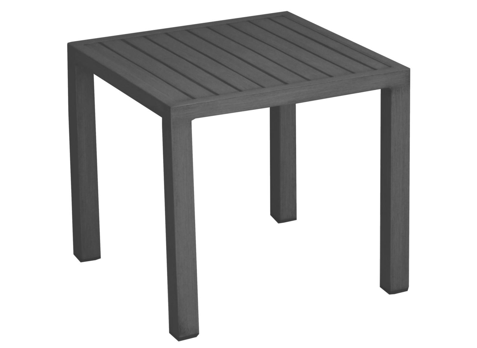 table basse carree lou