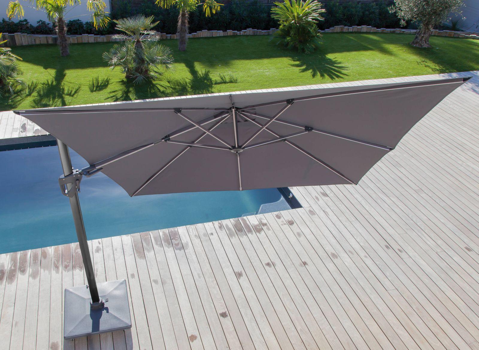 parasol deporte nh 3 x 3 m orientable