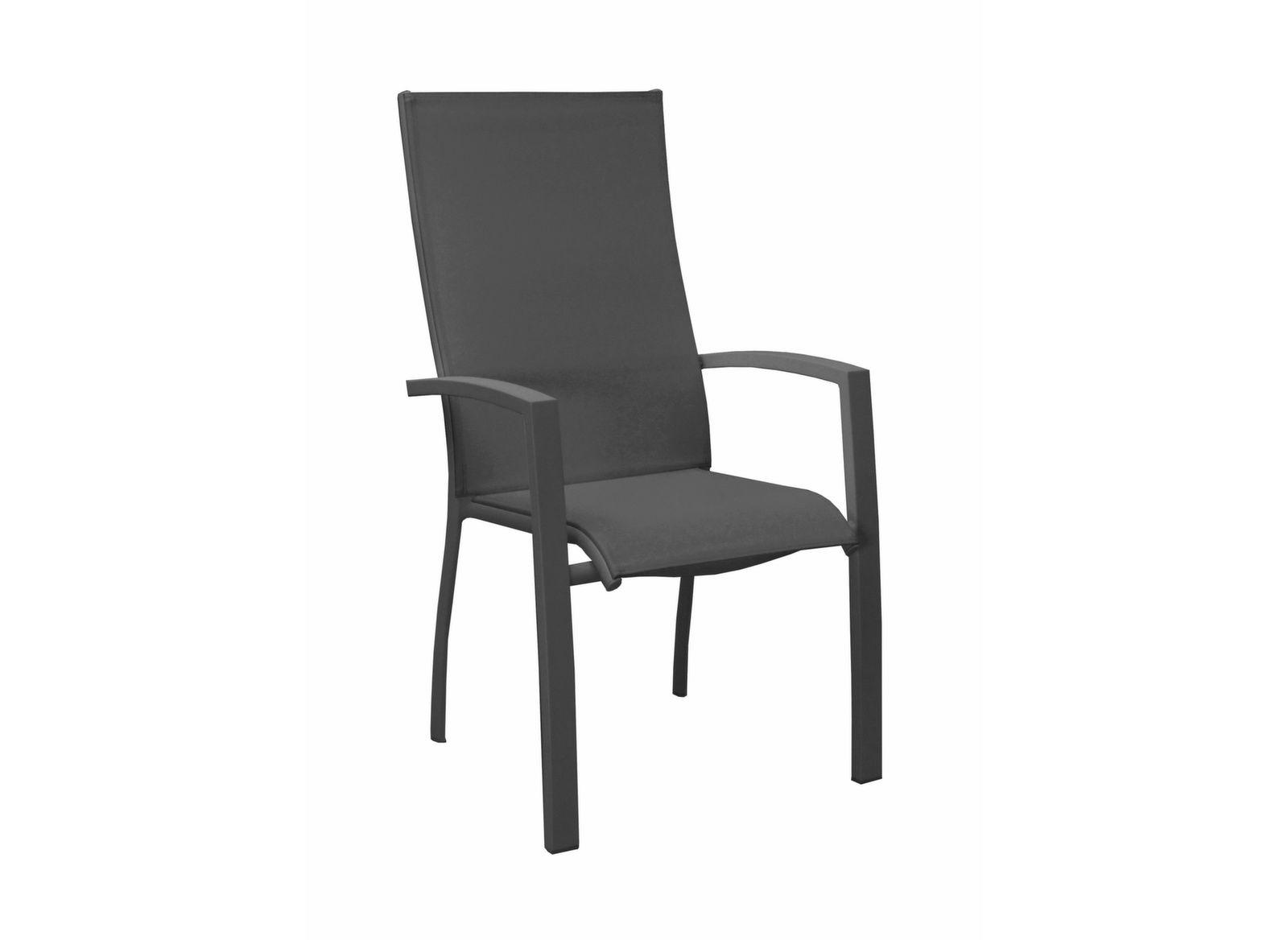 fauteuil dossier haut elegance