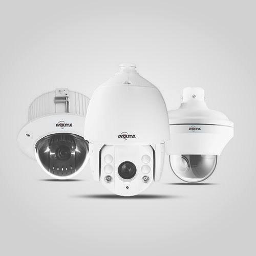 Analog Speed Dome Cameras